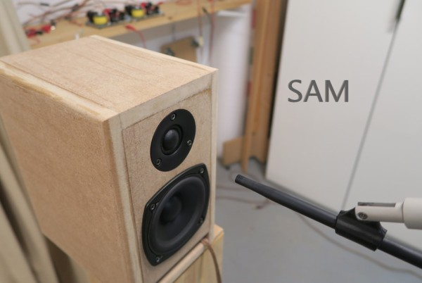 SAM (Samuel's Audio Monitor)